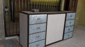 ξυλο και μεταλλο ειδικη κατασκευη